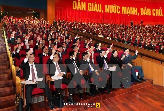 Sidang persiapan bagi Kongres Nasional ke-12 PKV diadakan  - ảnh 1