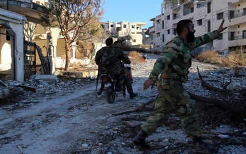 Fajar perdamaian Suriah mulai  tersulut - ảnh 1