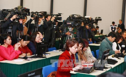 Media massa dan pakar asing menilai Kongres Nasional ke-12 PKV sebagai proses transisi yang penting - ảnh 1