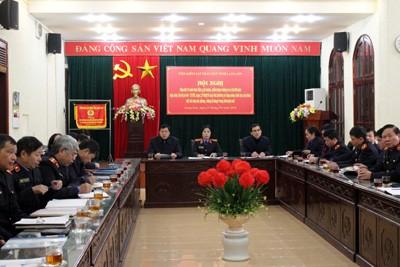 Memperkuat kepemimpinan Partai terhadap pekerjaan mencegah dan memberantas korupsi - ảnh 1