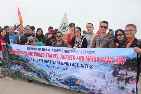 Menyosialisasikan pusaka di Vietnam Utara kepada semua Perusahaan Pariwisata Perjalanan Indonesia - ảnh 2