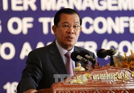 Para legislator oposisi Kamboja kembali di Parlemen - ảnh 1