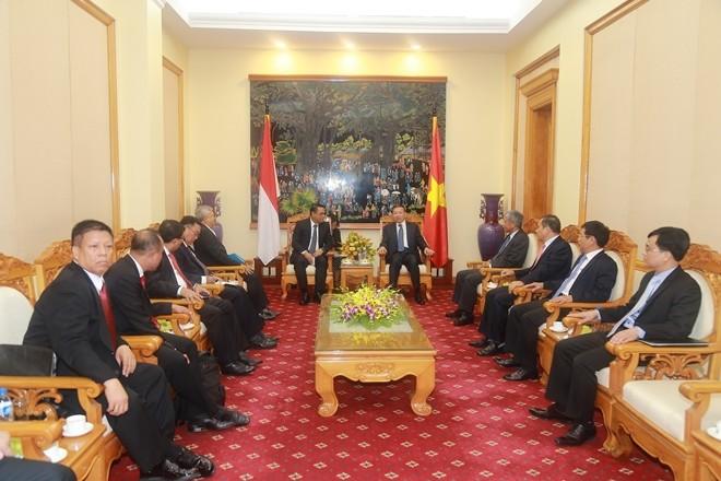 Hubungan Vietnam- Indonesia: Setahun setelah  masuk Komunitas ASEAN - ảnh 2