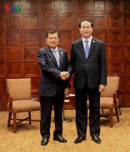 Hubungan Vietnam- Indonesia: Setahun setelah  masuk Komunitas ASEAN - ảnh 1