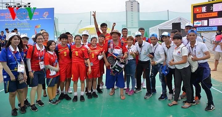 Sepuluh peristiwa olahraga  Vietnam tahun 2016 – Versi Radio Suara Vietnam - ảnh 8