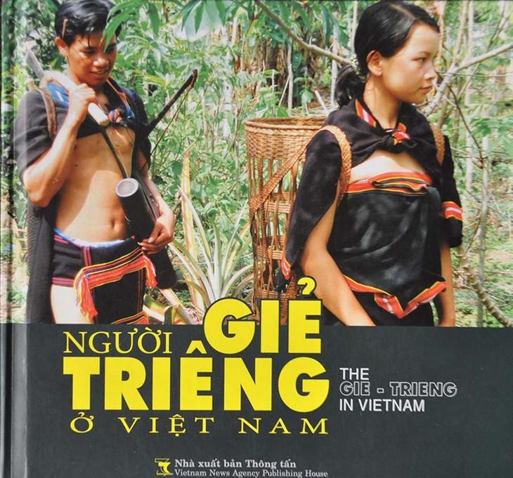 Masakan ikan asam  tradisional di kalangan warga etnis minoritas Gie Trieng - ảnh 1