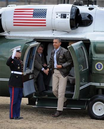 ປະທານາທິບໍດີອາເມລິກາ Barack Obama ຢ້ຽມຢາມ ສເກົາຫຼີ. - ảnh 1