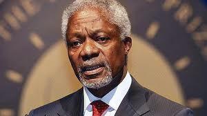 ປະທານາທິບໍດີ ຊີຣີ ໃຫ້ຄຳໝັ້ນສັນຍາ ໃຫ້ພາລະກຳຂອງທ່ານ Kofi Annan ສຳເລັດຜົນ - ảnh 1
