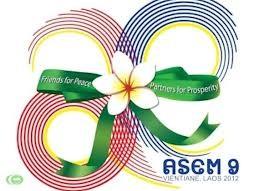 ທ່ານນາຍົກລັດຖະມົນຕີຫວຽດນາມ Nguyen Tan Dung ເຂົ້າຮ່ວມກອງປະຊຸມ ASEM 9 ຢູ່ວຽງຈັນ - ảnh 1
