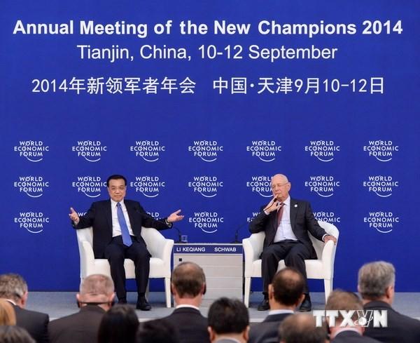 ຫວຽດນາມ ເຂົ້າຮ່ວມເວທີປາໄສ Davos ລະດູຮ້ອນ 2014 - ảnh 1