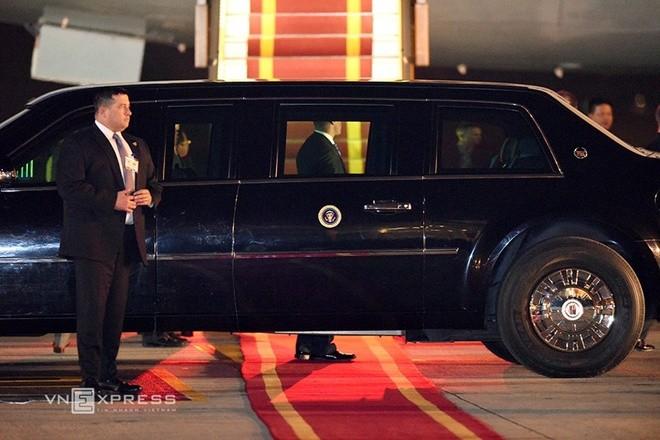 ພິທີຕ້ອນຮັບທ່ານປະທານາທິບໍດີອາເມລິກາ Barack Obama ຢ້ຽມຢາມຫວຽດນາມຢ່າງເປັນທາງການ - ảnh 2