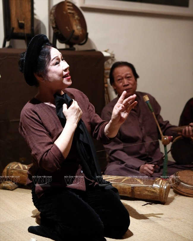 Xam Singing – A unique traditional music genre in Viet Nam  - ảnh 4