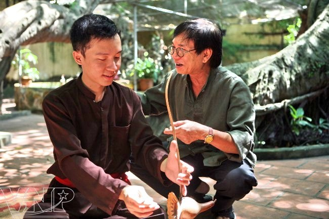 Xam Singing – A unique traditional music genre in Viet Nam  - ảnh 5