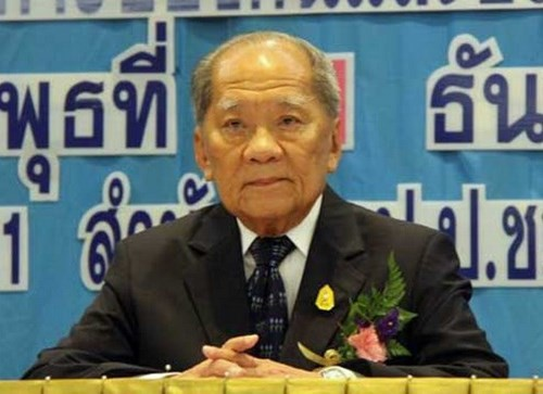 Former Thai PM named new Privy Council head - ảnh 1