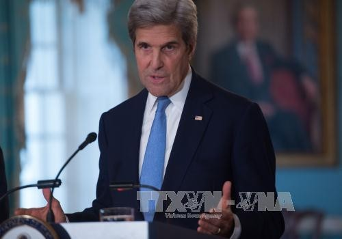 US Secretary of State John Kerry optimistic about relations with the Philippines - ảnh 1