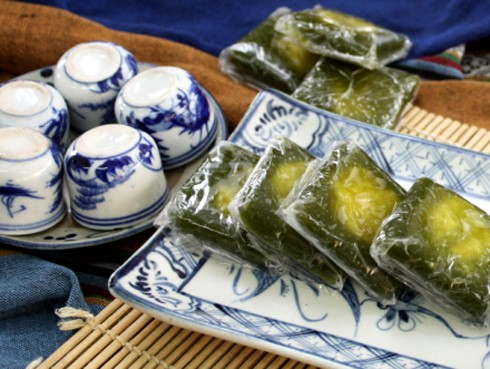 Manh cong cake - authentic flavor of ancient Hanoi - ảnh 2