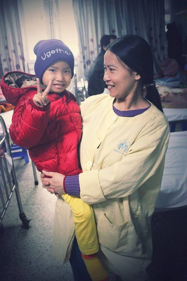 Bringing hopes to cancer children  - ảnh 4