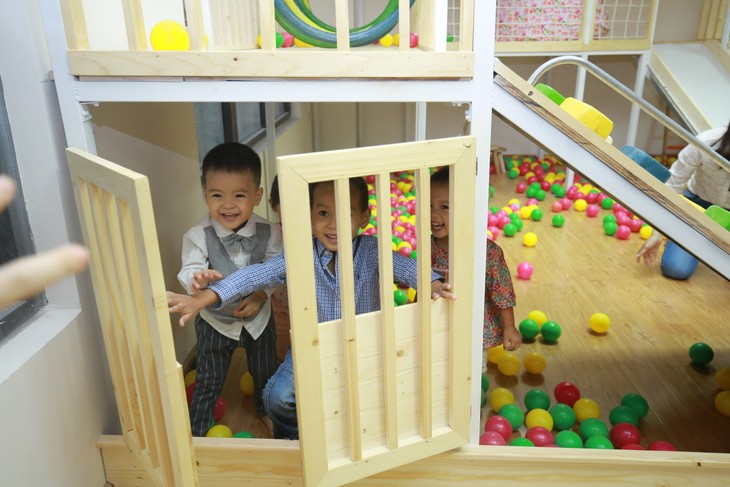 Kidzplay center in Hanoi - ảnh 4