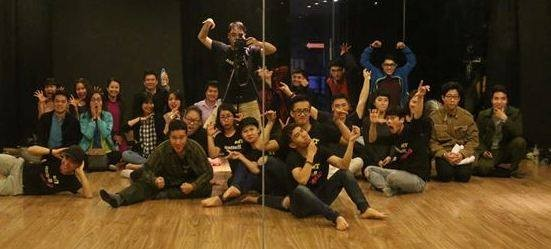 Hanoians attracted to improvisation comedy  - ảnh 3