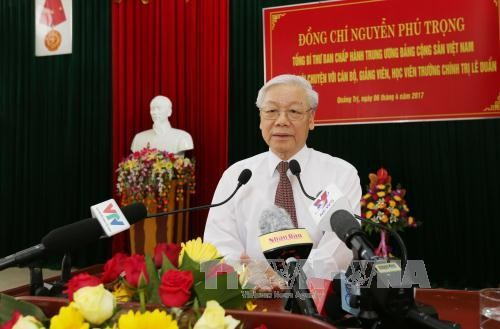 Quang Tri province to mobilize resources for development - ảnh 1
