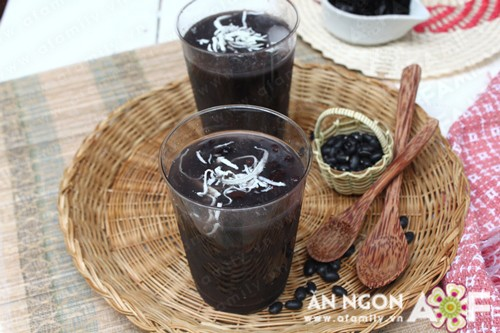 Black Bean Sweet Soup - ảnh 2