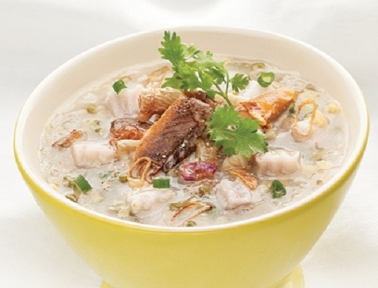 Fish Porridge for Kids  - ảnh 1