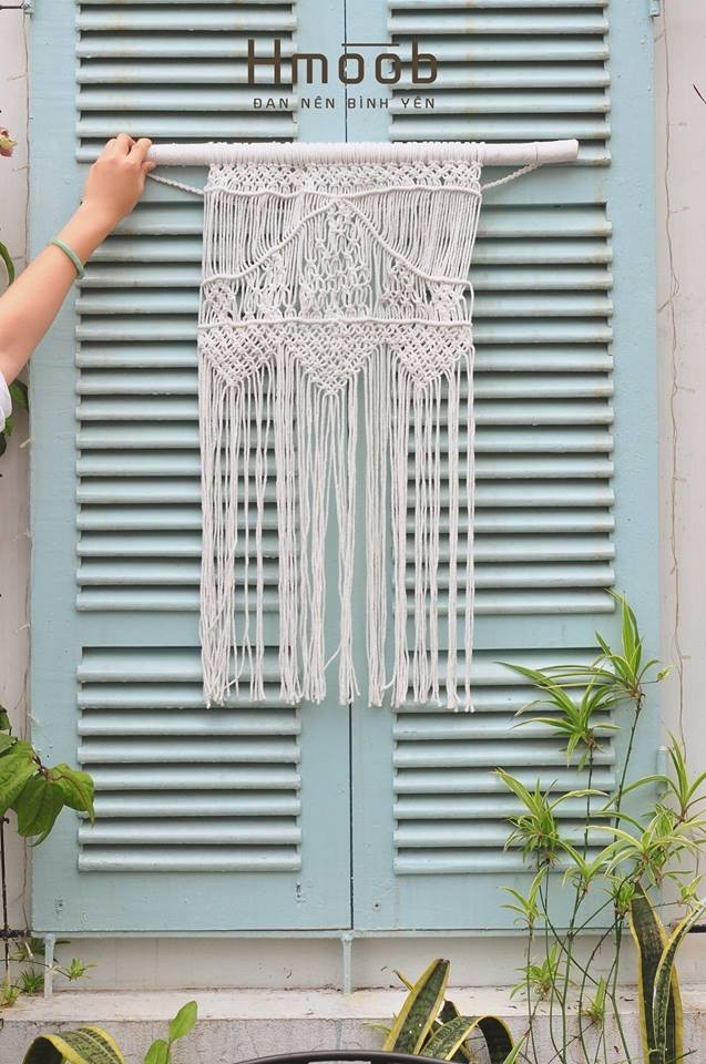Dance your fingers with Macramé knots - ảnh 5