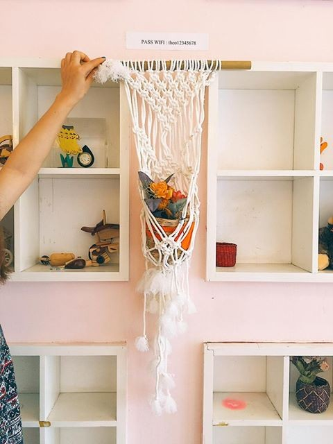 Dance your fingers with Macramé knots - ảnh 4