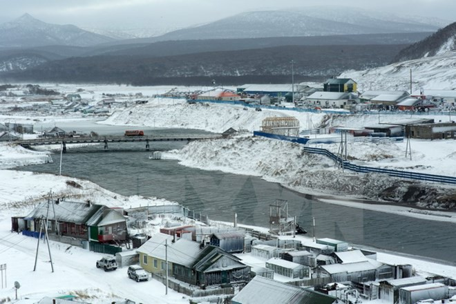 Russia, Japan prepare South Kuril isles economic consultation  - ảnh 1