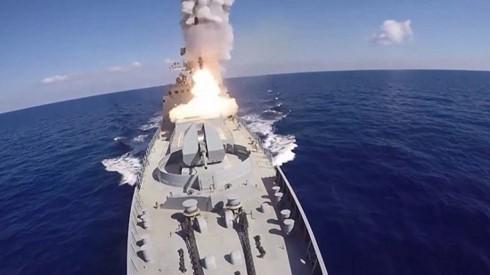 Russia attacks jihadi targets in Syria - ảnh 1