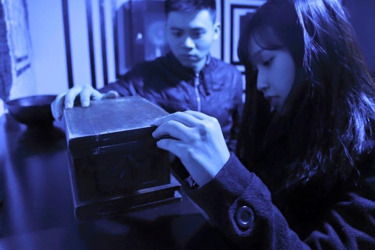Real Life Escape game, a new trend in Hanoi - ảnh 2