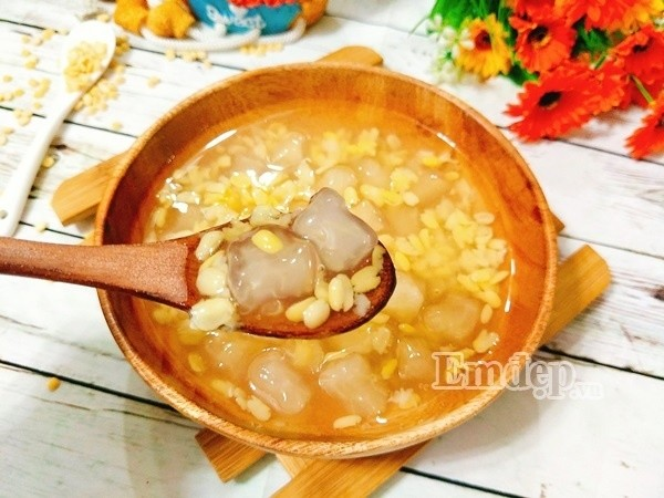 Vietnamese Pomelo sweet soup  - ảnh 2