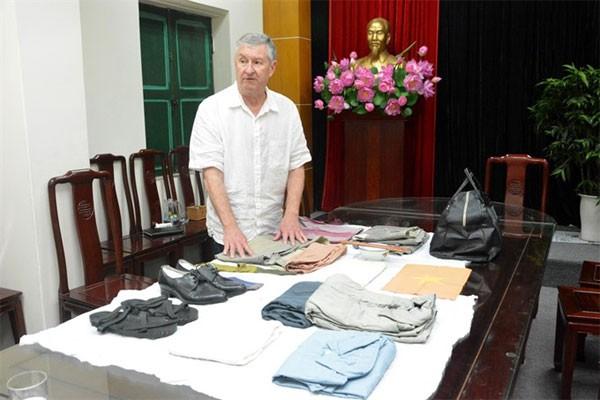 Exhibition recalls memories of Dien Bien Phu  in the Air Victory - ảnh 4