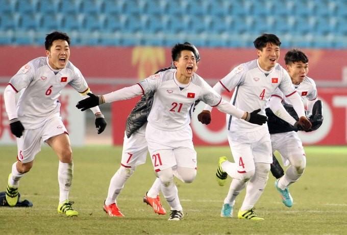 Vietnamese football fans ready for U23 Championship final  - ảnh 1