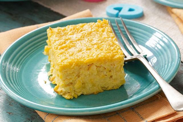 Malaysian corn cake - ảnh 1
