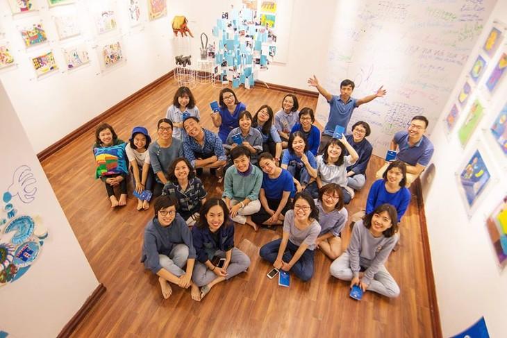 IU.IU.IU Exhibit- Life through the eyes of artists with autism - ảnh 2