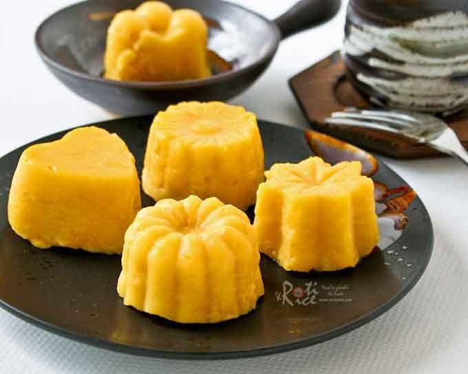 Malaysian corn cake - ảnh 2