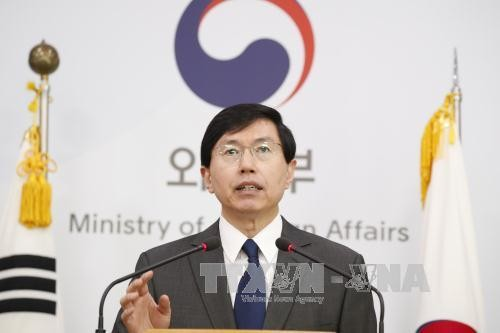 Corea del Sur reafirma intención de reforzar lazos con Vietnam - ảnh 1