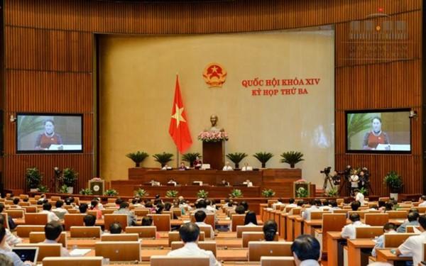 Parlamento de Vietnam sigue con interpelaciones a altos dirigentes - ảnh 1