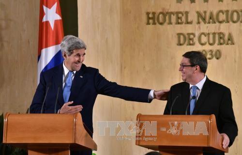 Comunidad internacional rechaza nueva política de Estados Unidos hacia Cuba - ảnh 1