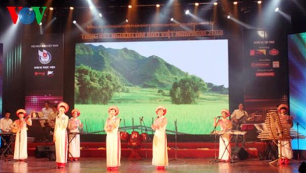 La Voz de Vietnam promueve un concurso de canto de la ASEAN 2017 - ảnh 1