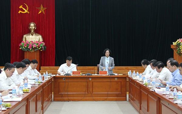Vietnam incrementa la asistencia del sector joven en acceso al trabajo y orientación vocacional - ảnh 1