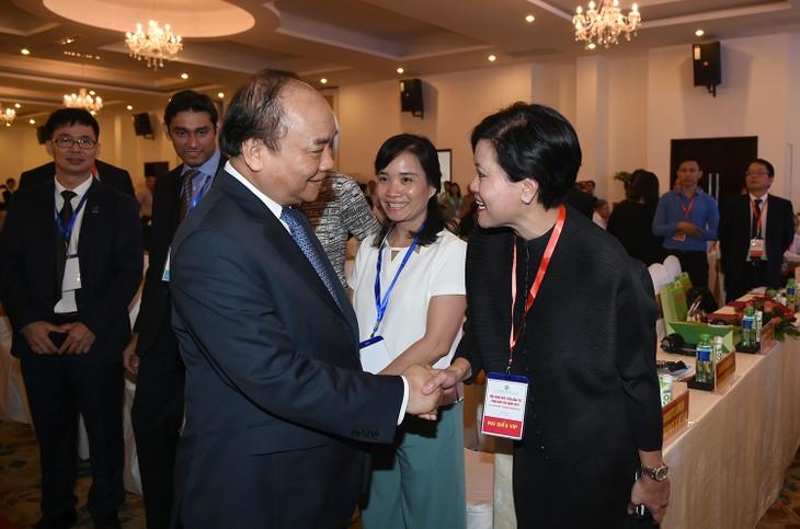 Vietnam determinado a convertir la provincia de Ben Tre en el centro del coco  - ảnh 2