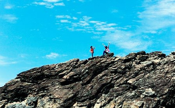 Zonas de Nui Thanh forman parte de los candidatos al Patrimonio Geológico Regional - ảnh 1