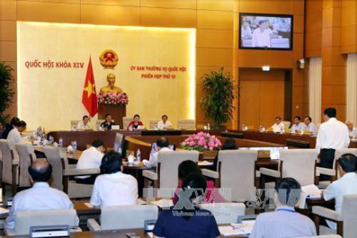 La protección forestal y el desarrollo acuífero centran la agenda parlamentaria - ảnh 1