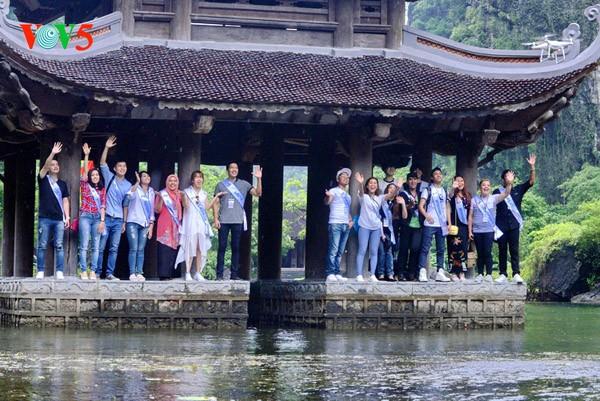 Voz de Vietnam realiza preparativos eficientes para el éxito del Concurso de Canto de la ASEAN+3 - ảnh 1