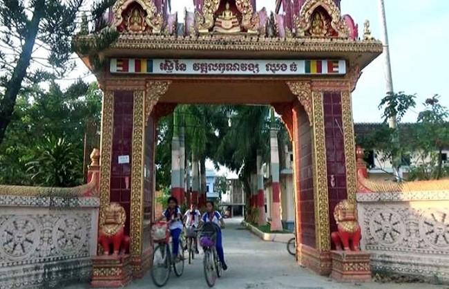 Una pagoda activa en la ayuda a los estudiantes necesitados a acceder a la educación - ảnh 1