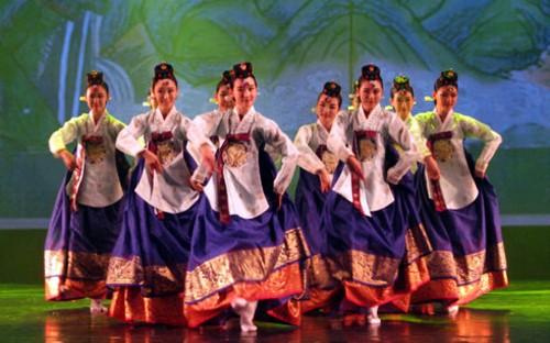 Inaugurado Festival Internacional de Danza 2017 en la provincia norteña de Ninh Binh - ảnh 1