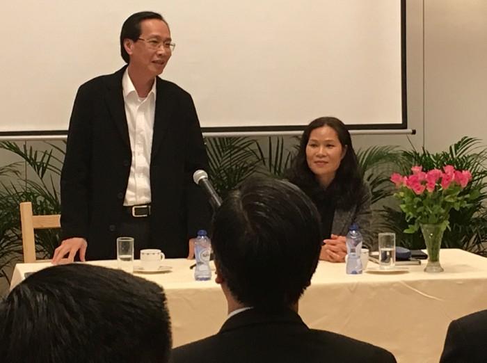 Ciudad Ho Chi Minh afianza la cooperación agrícola con Holanda  - ảnh 1