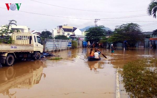 230 mil vietnamitas se beneficiarán del proyecto de prevención de desastres naturales - ảnh 1